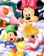 米老鼠和好朋友