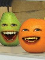 烦人的橘子搞笑视频