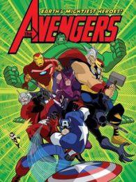 超级英雄联盟复仇者第2季