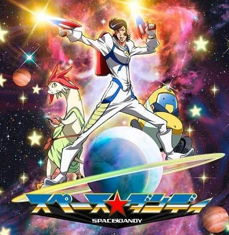《Space Dandy》官网开通2014年1月上映以宇宙为舞台