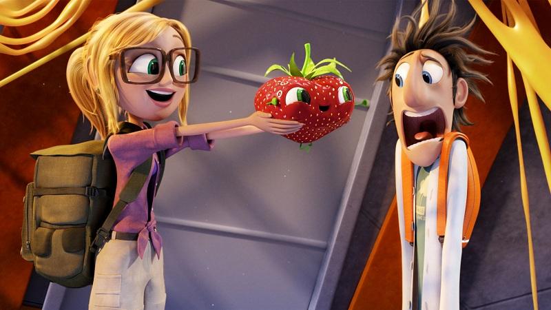 《天降美食2》9月27日北美公映六人组冒险对抗复仇剩饭