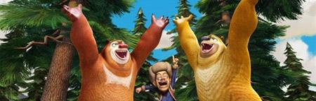 《神偷奶爸2》1.145億兩連冠熊出沒之奪寶熊兵刷國產記錄