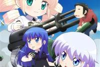 《軍人少女》的首部預告PV發布2015年1月份播出