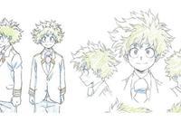 《我的英雄学院》动画化制作主角设定画与主要制作人员公开