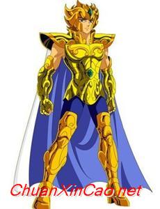 艾欧里亚-圣斗士星矢动漫人物介绍