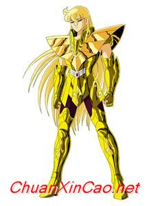 沙加-圣斗士星矢动漫人物介绍