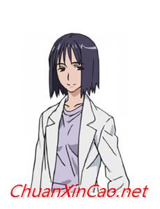 芳川桔梗-某科学的一方通行动漫人物介绍