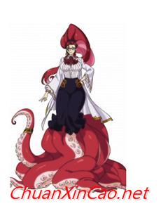 库图里夫斯基尔-魔物娘的医生动漫人物介绍