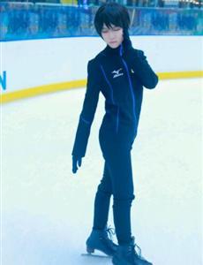 胜生勇利-冰上的尤里YURI ON ICECosPlay