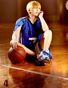 黄濑凉太-黑子的篮球CosPlay