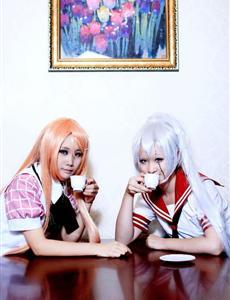 英纯恋子-恶魔之谜CosPlay