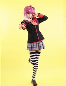 三枝叶留佳-Little Busters!第二季CosPlay