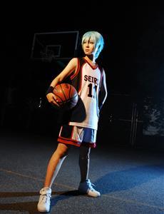 黑子哲也-黑子的篮球CosPlay