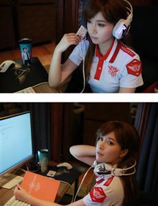 苏沐橙-全职高手CosPlay