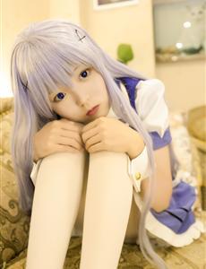 香风智乃-请问您今天要来点兔子吗?CosPlay