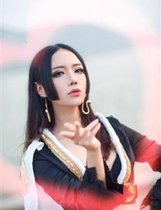 波雅·漢庫克-海賊王CosPlay