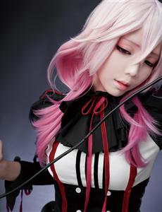 楪祈-罪恶王冠CosPlay