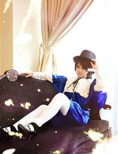苍星石-蔷薇少女CosPlay