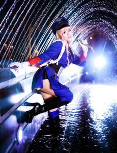 雪露·诺姆-超时空要塞CosPlay