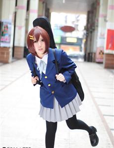 平泽唯-轻音少女第1季CosPlay