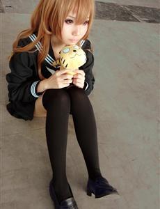 逢坂大河-龙与虎CosPlay