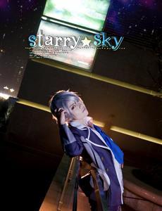不知火一树-星座彼氏starry☆skyCosPlay