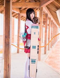 赤城-舰队CollectionCosPlay
