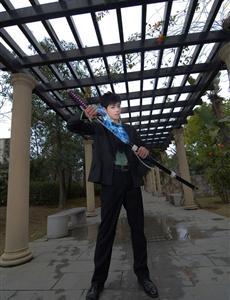 山本武-家庭教师RebornCosPlay