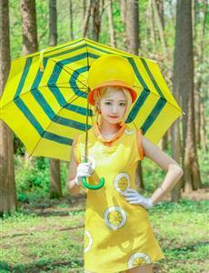 Miss.情人节-海贼王CosPlay