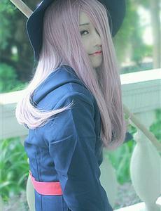 苏西·曼芭芭拉-小魔女学园续篇CosPlay