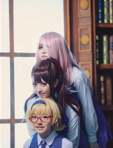 洛蒂·杨森-小魔女学园续篇CosPlay