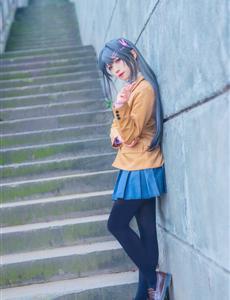樱岛麻衣-青春期笨蛋不做兔女郎学姐的梦CosPlay