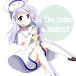 香风智乃-请问您今天要来点兔子吗?剧照_图片