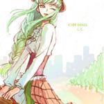 C.C-Code Geass 反叛的鲁路修OVA剧照_图片