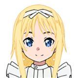 爱丽丝-刀剑神域第三季头像