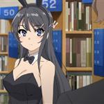 樱岛麻衣-青春期笨蛋不做兔女郎学姐的梦剧照_图片