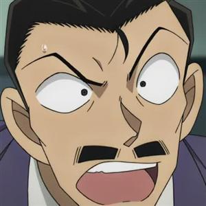 毛利小五郎-名侦探柯南:零的执行人头像