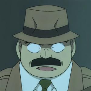 目暮十三头像_名侦探柯南:零的执行人头像