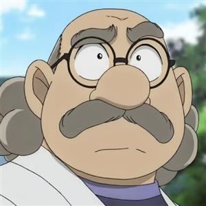 阿笠博士-名侦探柯南:零的执行人头像