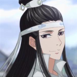 蓝曦臣-魔道祖师头像