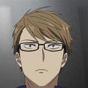 榊京一头像_夜的超自然公务员头像