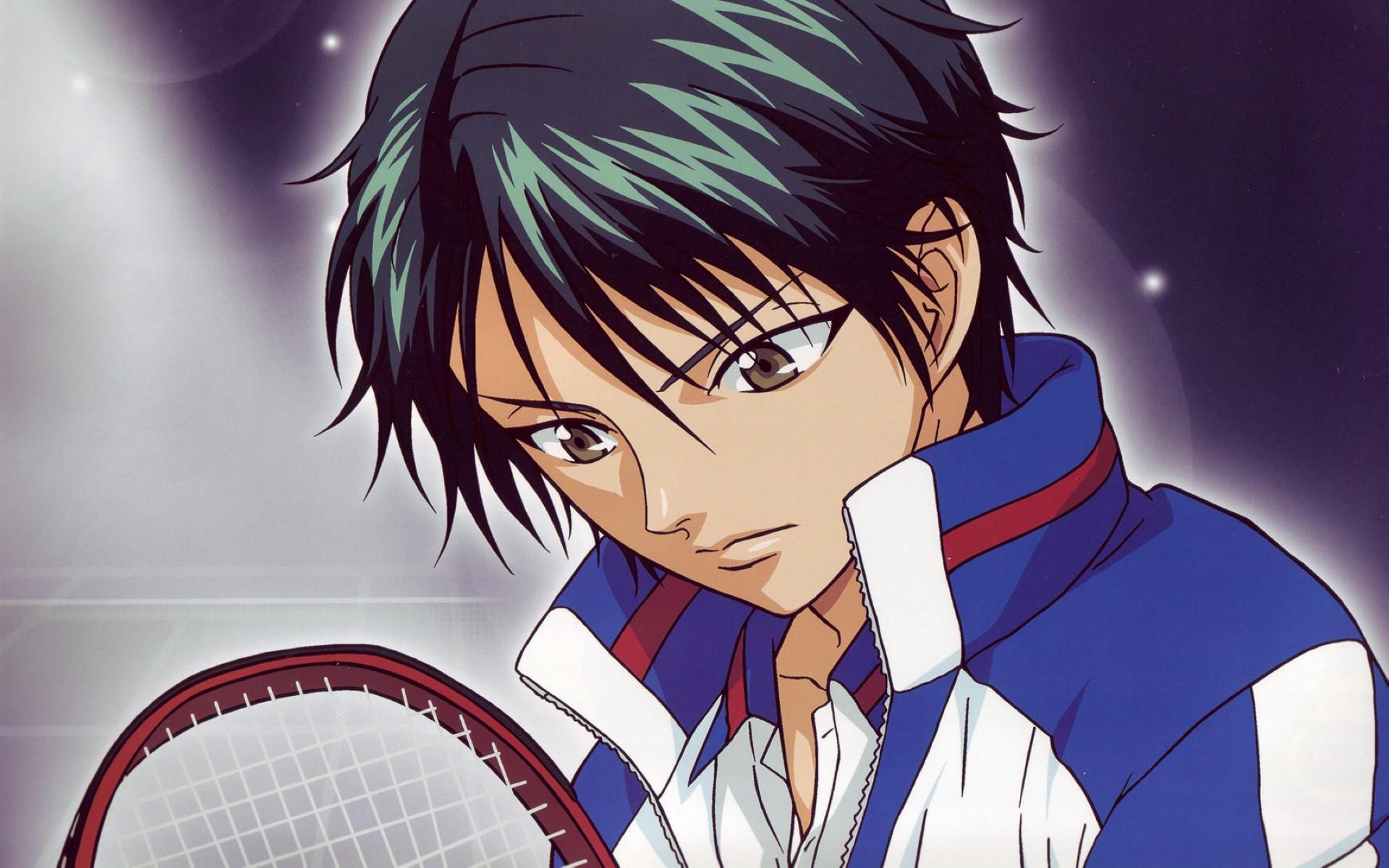 網球王子劇照